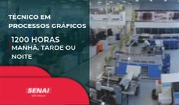 CURSO TÉCNICO EM PROCESSOS GRÁFICOS
