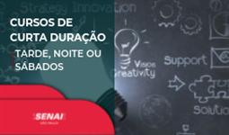 CURSOS CURTA DURAÇÃO